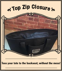 Zip Top Closure